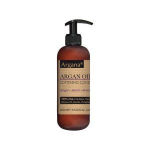 Apres shampoing Argana 400ml100% SANSSULFATES, NI PARABENS, NI COLORANTS, NI SILICONE, NI ALCOOL, NI PHOSPHATES, NI HUILE MINÉRALE.
