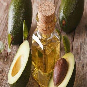 image fruit et bouteille huile avocat