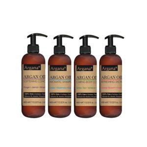 Lot produits bioben shampoing' après shampoing' gel douche, lait corporel, 4x400ml100% SANS SULFATES, NI PARABENS, NI COLORANTS, NI SILICONE, NI ALCOOL, NI PHOSPHATES, NI HUILE MINÉRALE.